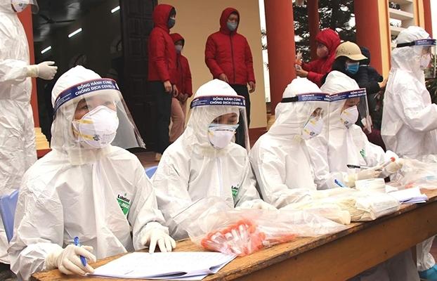 Hà Nội sẽ hoàn thành kế hoạch tiêm vắc xin phòng Covid-19 đợt 2 trong tháng 4/2021