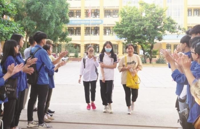 Hà Nội công bố chỉ tiêu tuyển sinh lớp 10, năm học 2021-2022