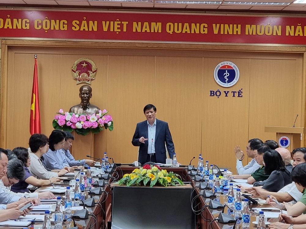 thời hạn sử dụng vắc xin của COVAX chỉ đến 31/5. Ảnh Tuấn Nguyễn