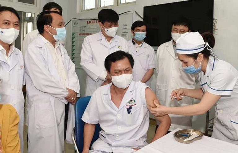 Vắc xin phòng Covid-19 Nano Covax hoàn thành thử nghiệm giai đoạn 2