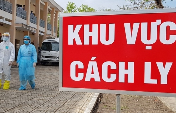 Hà Nam: Ca dương tính với SARS-CoV-2 sau khi trở về từ khu cách ly