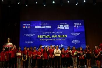 Sôi động Cuộc thi tìm hiểu về Hải quan- Festival Hải quan 2019