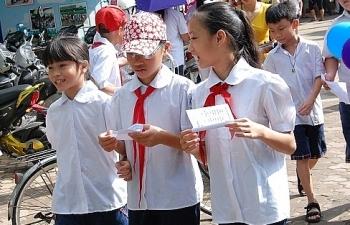 Tuyển sinh lớp 6: Trường THCS Cầu Giấy không có chỉ tiêu tuyển thẳng