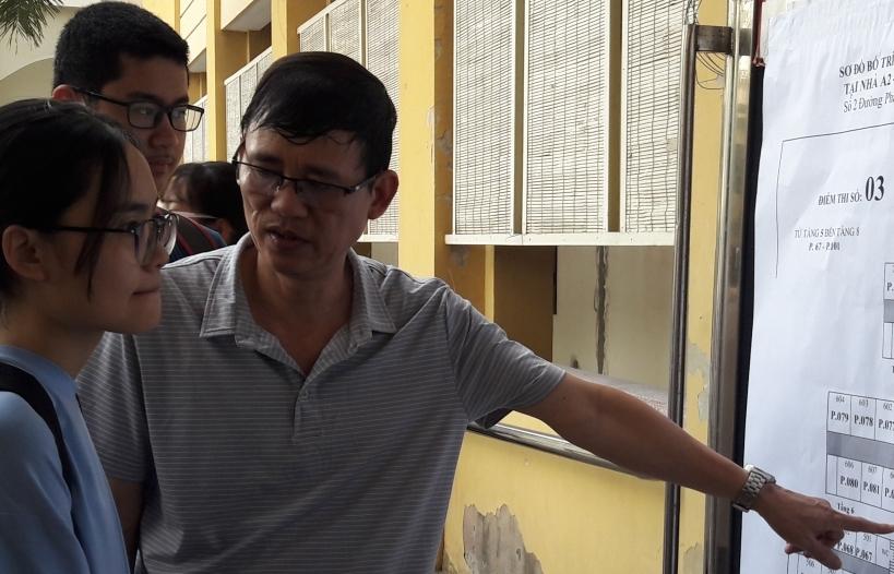 Thí sinh Hà Nội bắt đầu cuộc đua vào lớp 10 chuyên