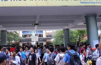 Điểm chuẩn lớp 6 trường THCS và THPT Nguyễn Tất Thành là 20
