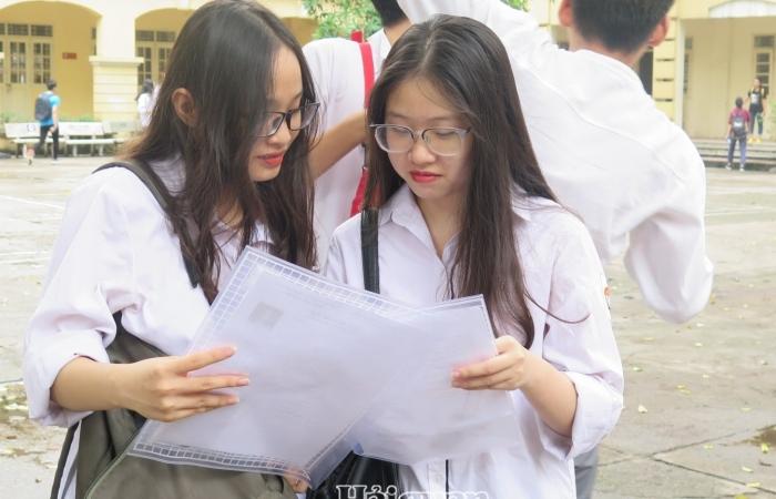Hôm nay (27/4) bắt đầu đăng ký dự thi tốt nghiệp THPT năm 2021