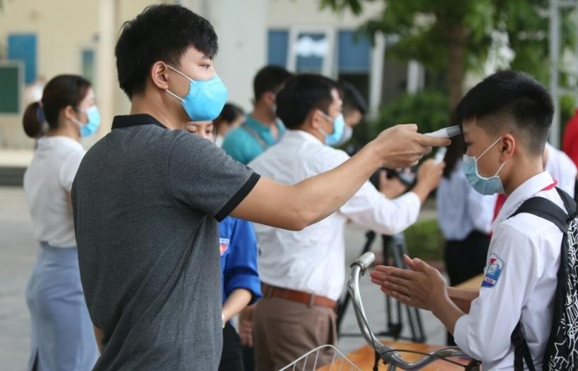 Nhiều địa phương đã thông báo học sinh trở lại trường
