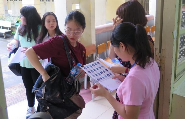 Thi tốt nghiệp THPT 2021: Khu vực in sao đề thi được bảo vệ, cách ly 3 vòng độc lập