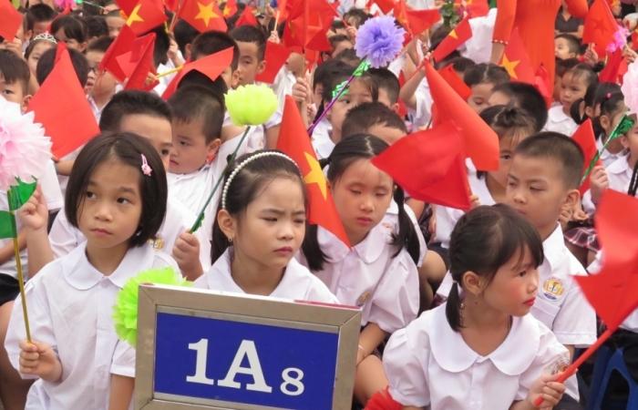 Hà Nội công bố phương án tuyển sinh vào mầm non, lớp 1, lớp 6