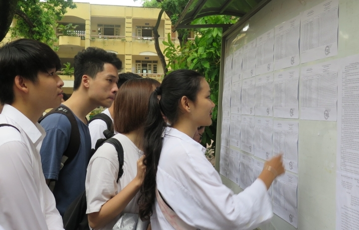 Thi tốt nghiệp THPT 2021: Hoàn thiện ngân hàng đề thi để có thể tổ chức thi nhiều đợt