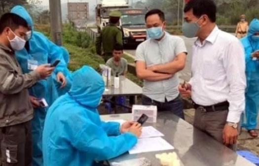 Lào Cai: 5 nhân viên cây xăng là F1 của chuyên gia Trung Quốc
