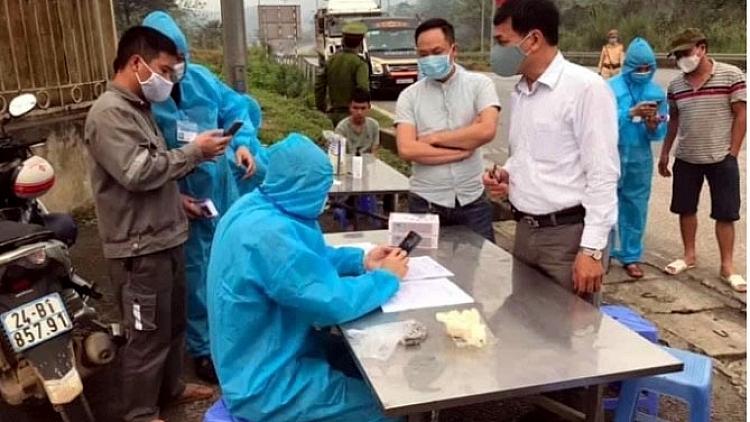 Liên quan tới chuyên gia Trung Quốc có thêm 5 trường hợp F1 là nhân viên cửa hàng xăng dầu số 14 thị xã Sa Pa. Ảnh internet.