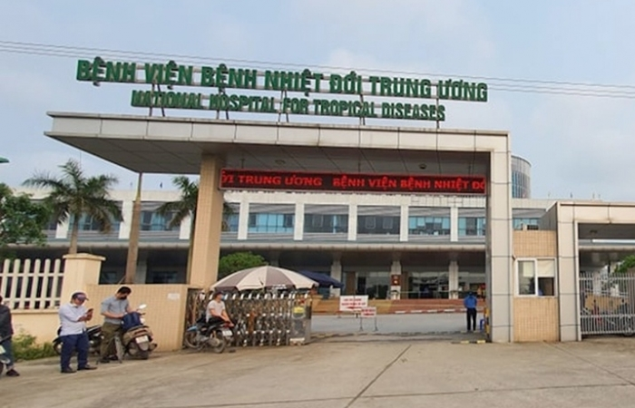 Chùm ca bệnh ở Bệnh viện Bệnh Nhiệt đới Trung ương liên quan đến 8 tỉnh, thành trong cả nước