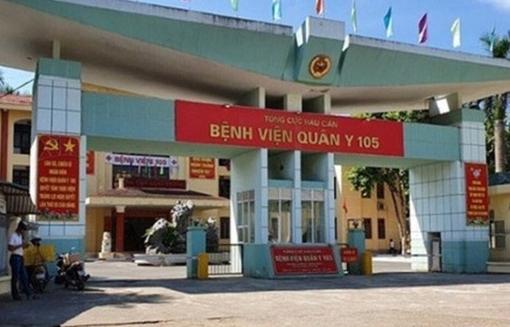 Trưởng Khoa Nội tiết Bệnh viện Quân y 105 nhiễm Covid-19