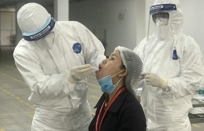Thần tốc truy vết ca bệnh Covid- 19 tại các khu công nghiệp