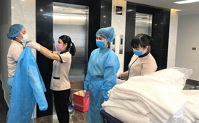Sở Du lịch Hà Nội yêu cầu các đơn vị thực hiện đầy đủ các quy định, biện pháp trong công tác phòng, chống dịch Covid-19 theo đúng chỉ đạo của thành phố. Ảnh internet.