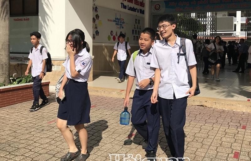 Phương án tuyển sinh lớp 10 các trường tự chủ tài chính và tư thục Hà Nội