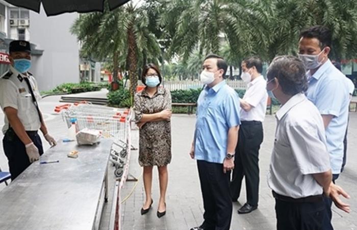 Một số chùm ca bệnh Covid-19 ở Hà Nội có dấu hiệu phức tạp