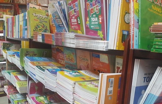 NXB Giáo dục Việt Nam phát hiện hơn 500.000 bản sách bị in lậu
