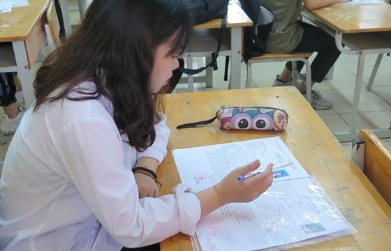 Thi THPT quốc gia 2019: Gợi ý đáp án đề thi môn Ngữ văn