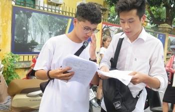 Thi THPT quốc gia 2019: Đề thi môn Toán chủ yếu kiến thức lớp 12