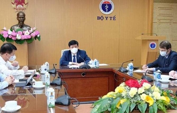 Việt Nam đàm phán mua 20 triệu liều vắc xin Sputnik V của Nga