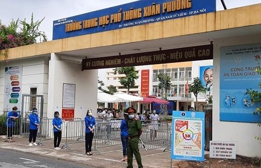 Hà Nội: Hơn 93.000 thí sinh bước vào kỳ thi tuyển sinh lớp 10