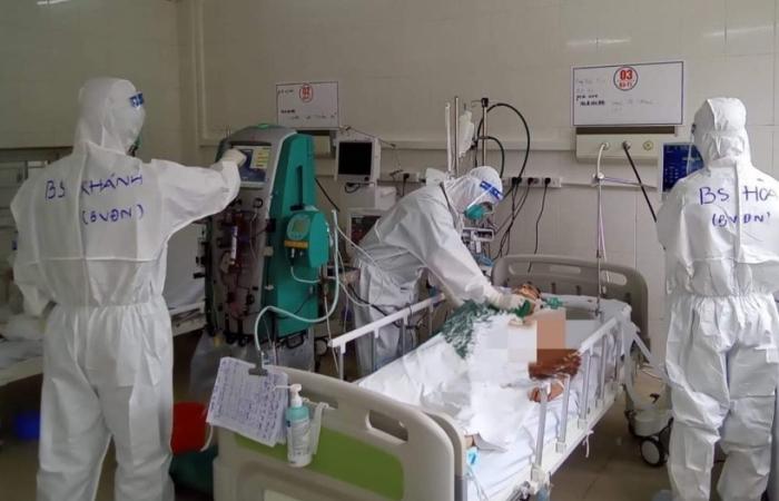 Thêm hai bệnh nhân Covid-19 tử vong có bệnh lý nền nặng