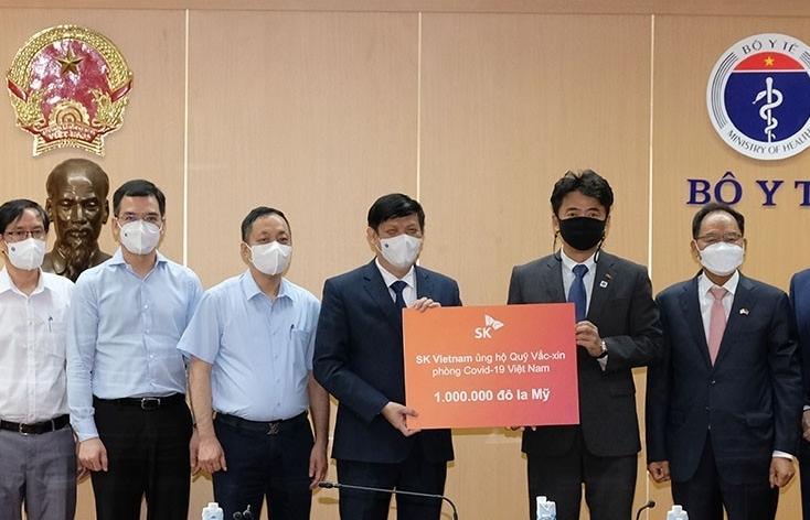 Doanh nghiệp Hàn Quốc mong muốn hợp tác trong lĩnh vực trang thiết bị y tế với Việt Nam