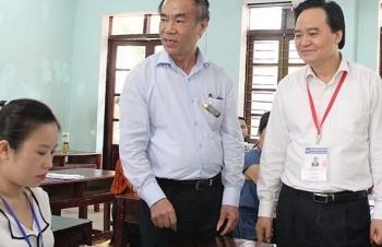 Tỉnh Hà Giang đã chấm 2 vòng của 31 túi bài thi tự luận