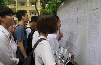 Nhiều địa phương đã hoàn thành chấm thi trắc nghiệm THPT quốc gia