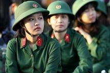 Bộ Quốc phòng công bố mức điểm nhận hồ sơ xét tuyển vào các trường quân đội