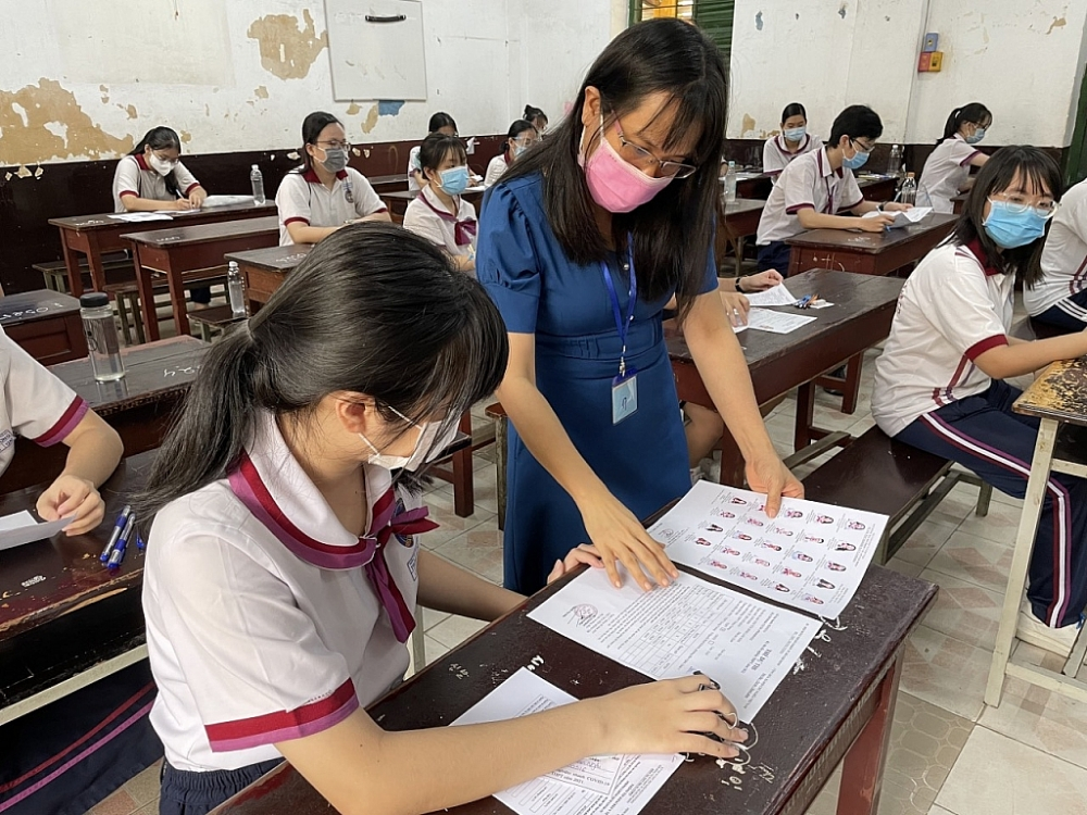 Bộ GD&ĐT phối hợp với công an làm rõ thông tin đề thi môn Toán bị lộ trên mạng xã hội