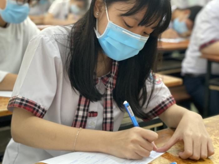 Thí sinh không thể hoàn thành thi đợt 1 được dự thi ở đợt tiếp theo