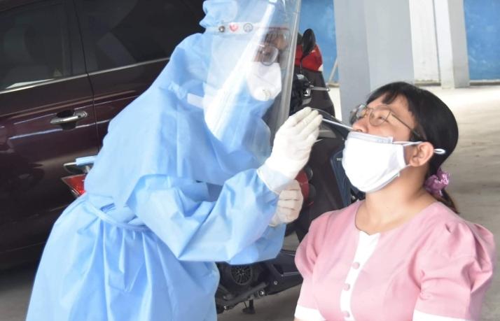 Từ ngày 25/7, Hà Nội lấy mẫu xét nghiệm SARS-CoV-2 cho các trường hợp nguy cơ cao