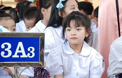 khong doc bao cao tinh hinh hoat dong cua nha truong trong le khai giang