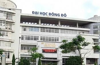 Bộ GD&ĐT: Trường ĐH Đông Đô đào tạo
