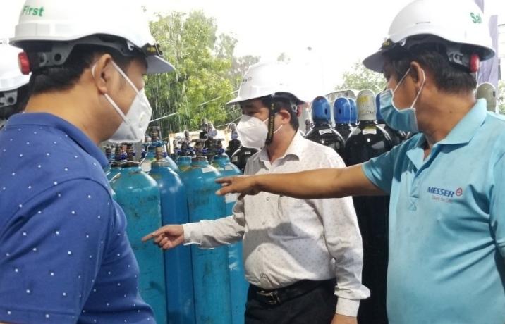 Hà Nội yêu cầu 32 bệnh viện rà soát hệ thống khí y tế phục vụ điều trị bệnh nhân Covid-19