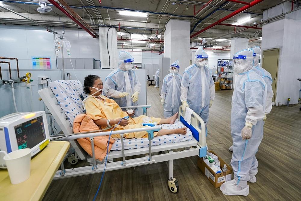 Bộ Y tế đưa chiến lược phòng, chống dịch năm 2022