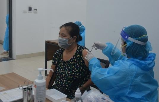 Hà Nội đã tiêm được 5,14 triệu liều vắc xin phòng Covid-19
