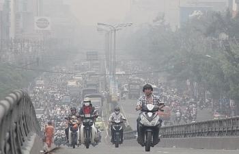 Bộ Tài nguyên và Môi trường khuyến cáo người dân hạn chế ra đường vì ô nhiễm không khí