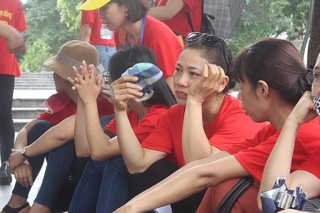 Giáo viên hợp đồng Hà Nội tiếp tục gửi đơn kiến nghị