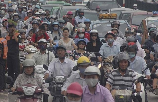 """Người dân đang bị """"ngợp"""" thông tin ô nhiễm không khí"""