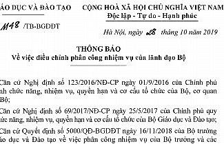 Thứ trưởng Nguyễn Văn Phúc phụ trách công việc của cố Thứ trưởng Lê Hải An