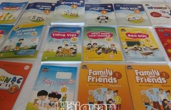 Nhà xuất bản Giáo dục Việt Nam giới thiệu 4 bộ sách giáo khoa mới