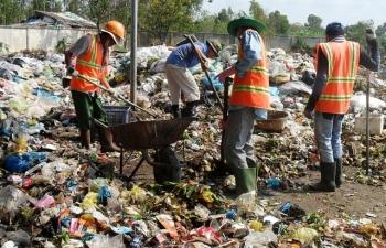 Chưa đến 10% lượng rác thải tại Việt Nam được tái chế