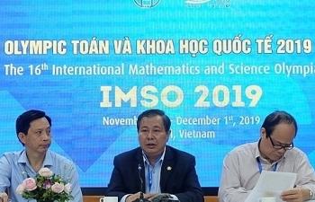 Hà Nội đăng cai tổ chức Kỳ thi Olympic Toán học và Khoa học quốc tế 2019