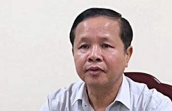 Cách chức Giám đốc Sở Giáo dục và Đào tạo Hòa Bình Bùi Trọng Đắc