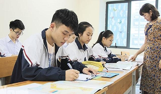 Bộ Giáo dục yêu cầu thanh tra kỳ thi học sinh giỏi quốc gia