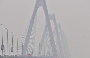 Trong vài ngày tới, chất lượng không khí có thể vẫn duy trì ở mức xấu